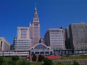 Cleveland Backgroup